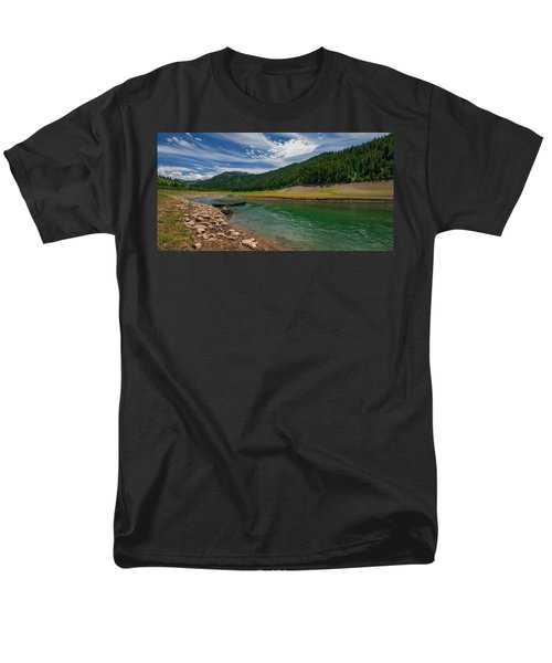 Big Elk Creek T-Shirt by Chad Dutson