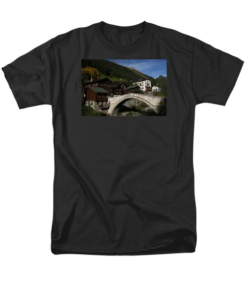 Men's T-Shirt  (Regular Fit) featuring the photograph Binn by Travel Pics