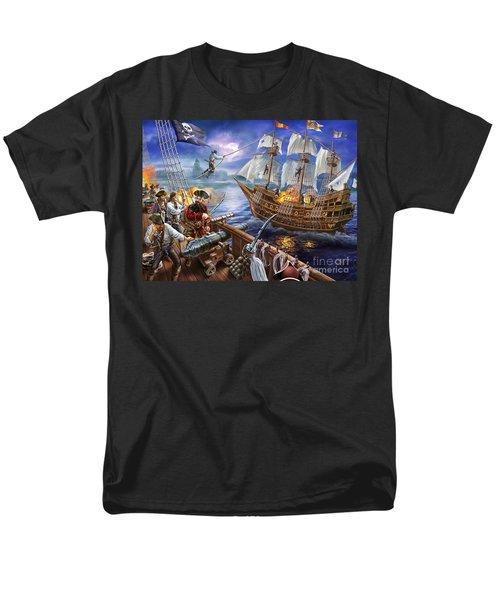 Blackbeard T-Shirt by Adrian Chesterman