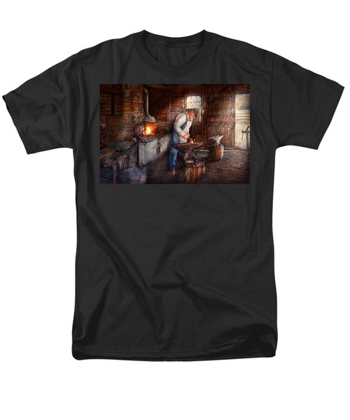 Blacksmith - The Smith T-Shirt by Mike Savad