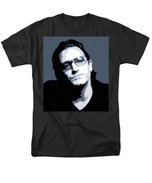 Bono Men's T-Shirt  (Regular Fit) by Dan Sproul