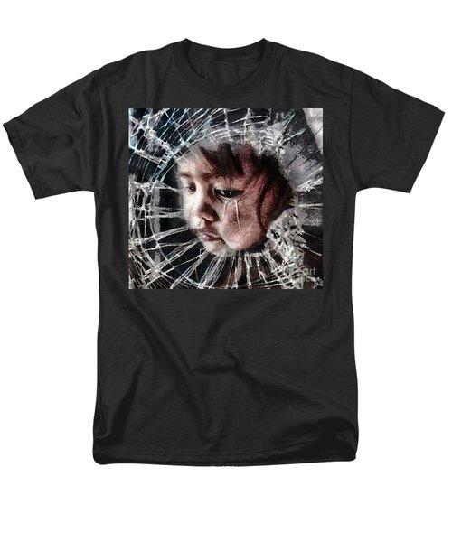 Broken T-Shirt by Mo T