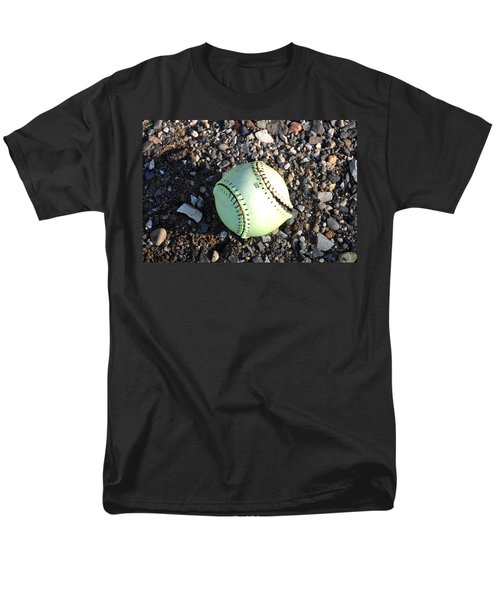 Busted Stitches T-Shirt by Bill Cannon