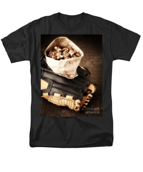 Buy Me Some Peanuts and Cracker Jack T-Shirt by Edward Fielding