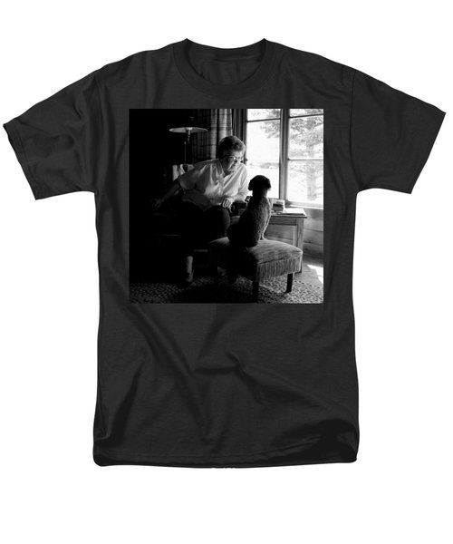 Cabin Chat T-Shirt by Trever Miller