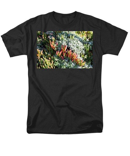 California Seaside Garden T-Shirt by Carol Groenen