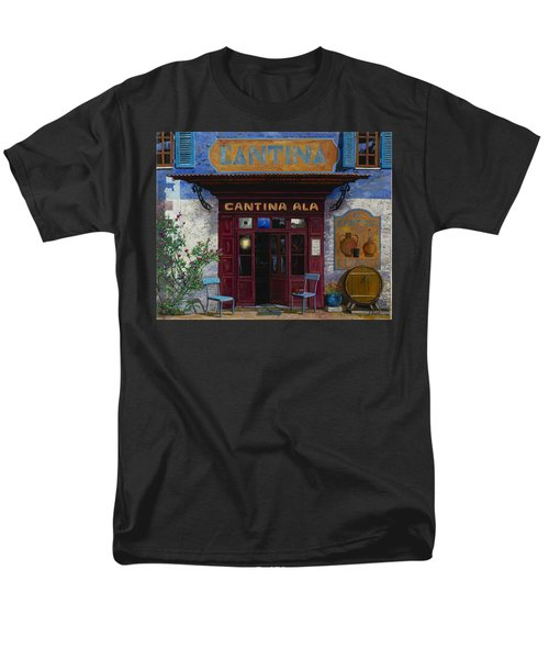 cantina Ala T-Shirt by Guido Borelli