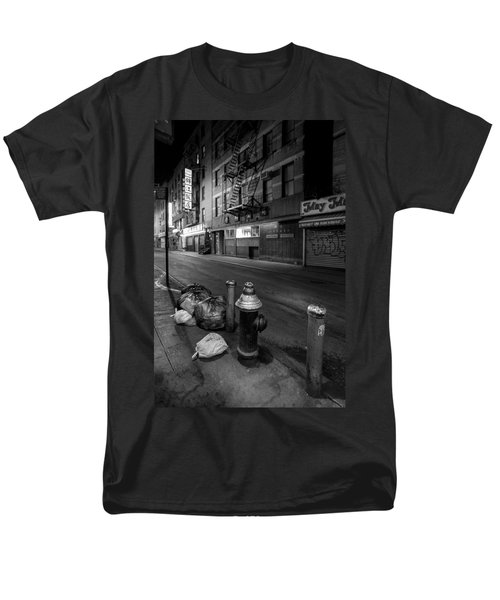 Chinatown New York City - Joe's Ginger on Pell street T-Shirt by Gary Heller