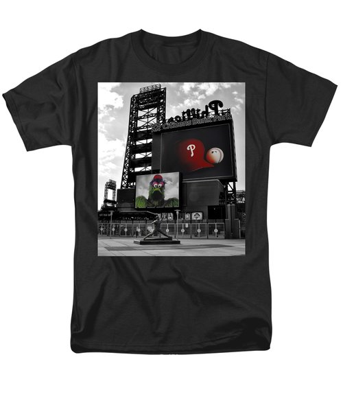 Citizens Bank Park Philadelphia T-Shirt by Bill Cannon