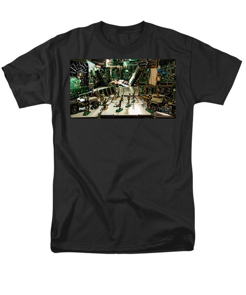 City Cyber Attack  T-Shirt by Olivier Le Queinec