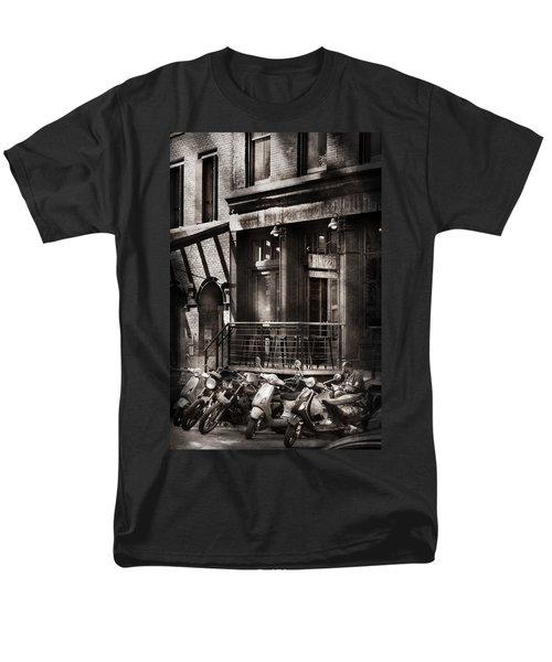 City - South Street Seaport - Bingo 220  T-Shirt by Mike Savad