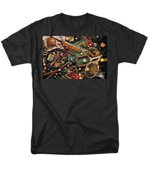 Classic Sports Gear Men's T-Shirt  (Regular Fit) by Simon Kayne