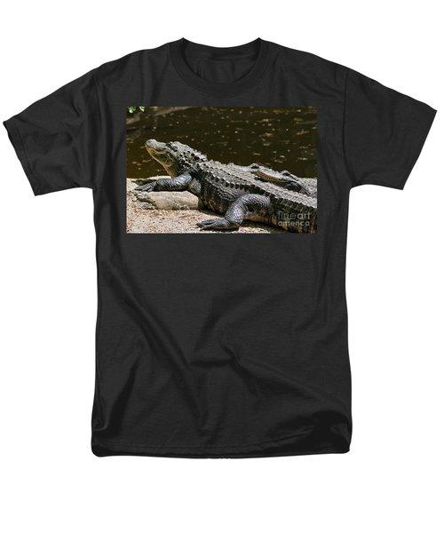Comfy Cozy Men's T-Shirt  (Regular Fit) by Lois Bryan