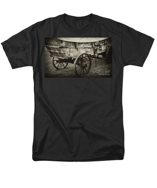 Conestoga Wagon T-Shirt by Paul W Faust -  Impressions of Light