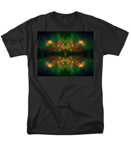 Cosmic Kaleidoscope 3 T-Shirt by The  Vault - Jennifer Rondinelli Reilly