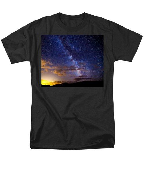 Cosmic Traveler  T-Shirt by Darren  White