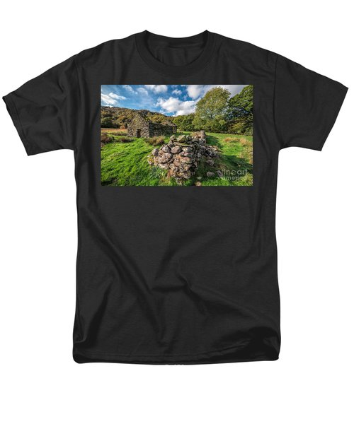 Cottage Ruin T-Shirt by Adrian Evans
