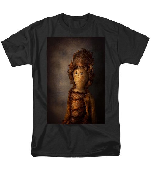 Creepy - Doll - Matilda T-Shirt by Mike Savad