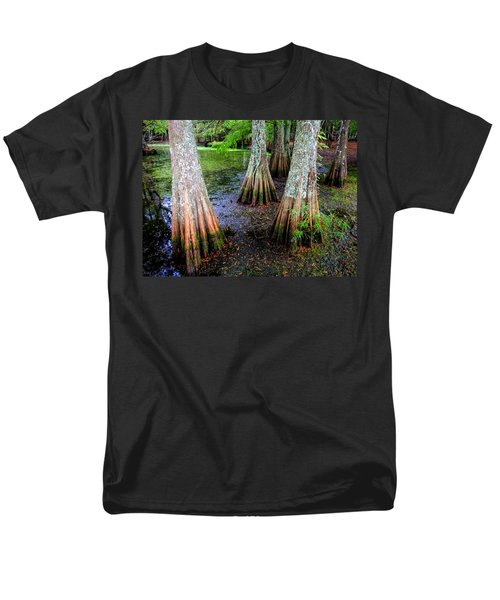 CYPRESS WALTZ T-Shirt by KAREN WILES