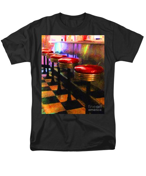 Diner - v2 T-Shirt by Wingsdomain Art and Photography