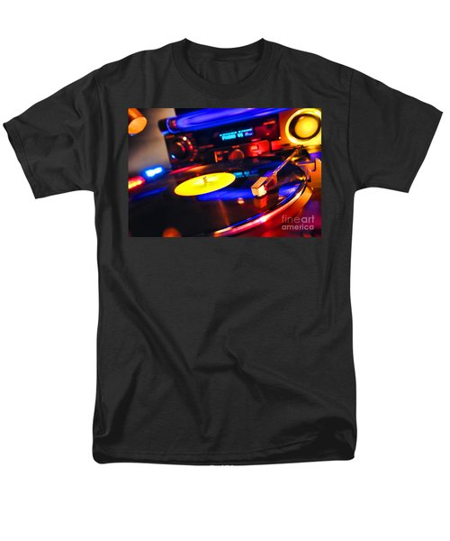 DJ 's Delight T-Shirt by Olivier Le Queinec