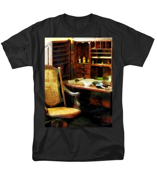 Doctor - Doctor's Office T-Shirt by Susan Savad