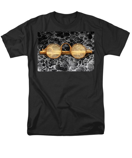 Doctor - Optometrist - Glasses sold here  T-Shirt by Mike Savad