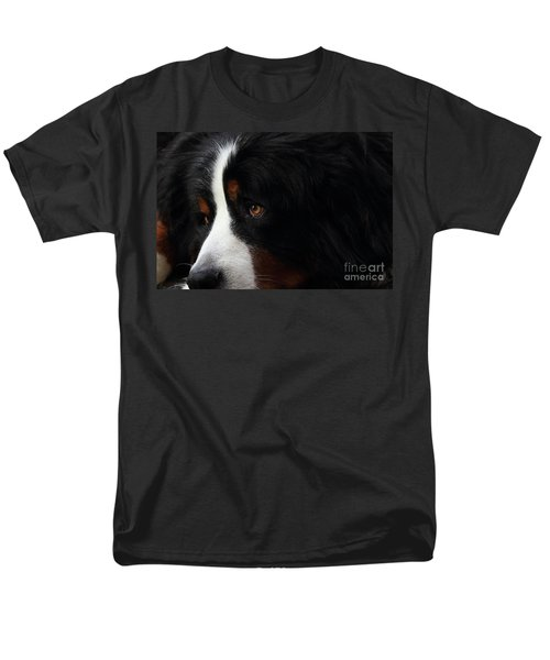 Dog T-Shirt by Wingsdomain Art and Photography