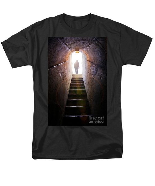 Dungeon Exit Men's T-Shirt  (Regular Fit) by Carlos Caetano