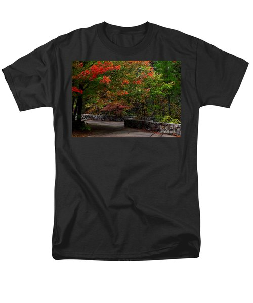 Early Fall At Talimena Park T-Shirt by Robert Frederick