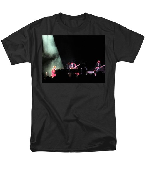 Elton And Band Men's T-Shirt  (Regular Fit) by Aaron Martens