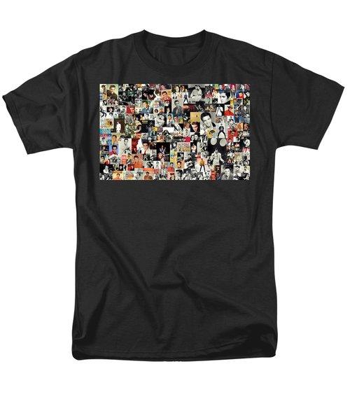 Elvis The King T-Shirt by Taylan Soyturk