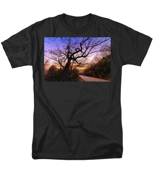 Evening Tree T-Shirt by Debra and Dave Vanderlaan
