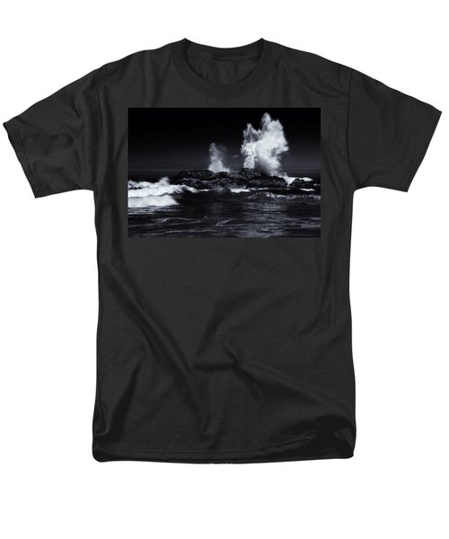 Explosion T-Shirt by Mike  Dawson
