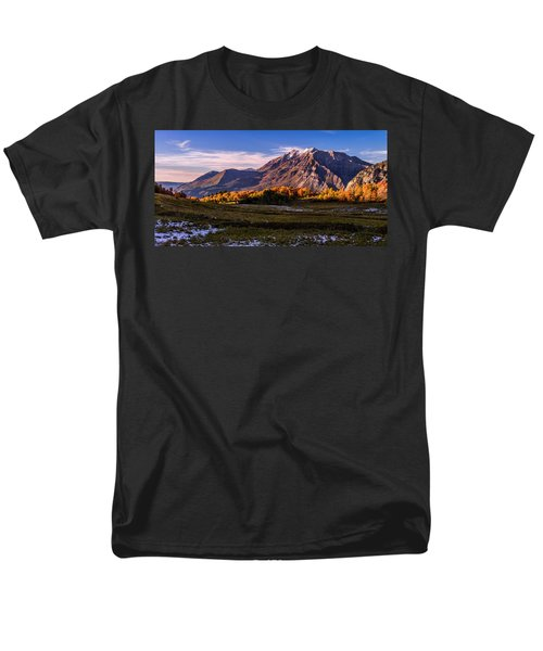 Fall Meadow T-Shirt by Chad Dutson