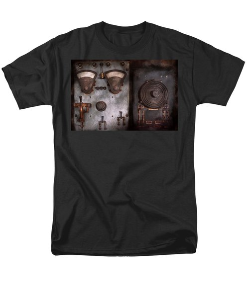 Fantasy - A tribute to Steampunk T-Shirt by Mike Savad