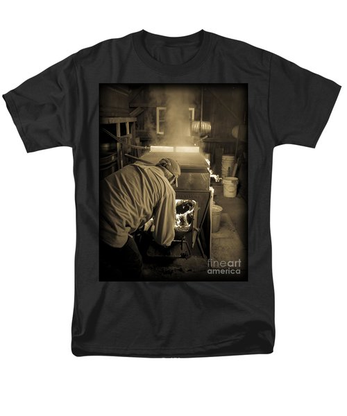 Feeding the Beast T-Shirt by Edward Fielding