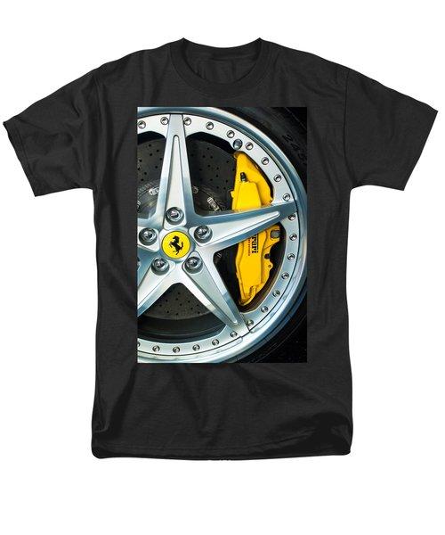 Ferrari Wheel 3 T-Shirt by Jill Reger