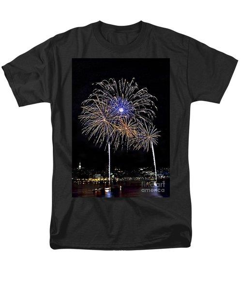 Firewoks T-Shirt by Susan Candelario