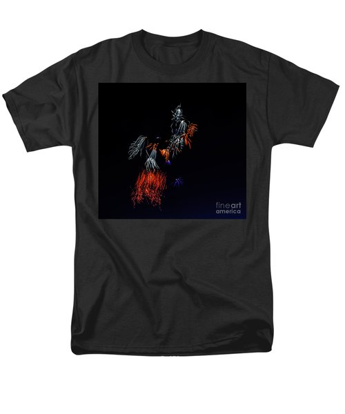 Fireworks Abstract T-Shirt by Robert Bales