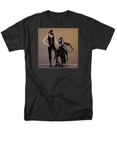 Fleetwood Mac Rumours Men's T-Shirt  (Regular Fit) by Paul Meijering