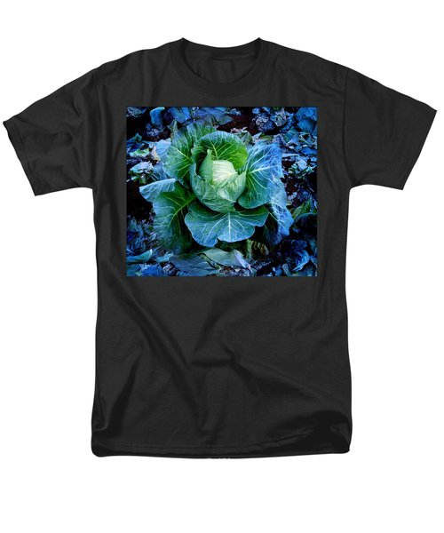 Flower Men's T-Shirt  (Regular Fit) by Julian Cook