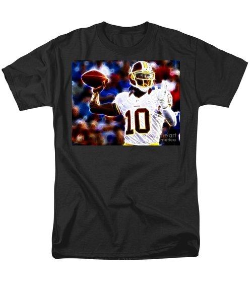 Football - RG3 - Robert Griffin III T-Shirt by Paul Ward