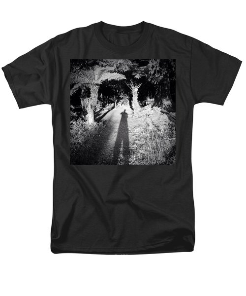 Forest shadow T-Shirt by Les Cunliffe