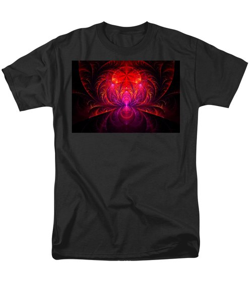 Fractal - Jewel of the Nile T-Shirt by Mike Savad
