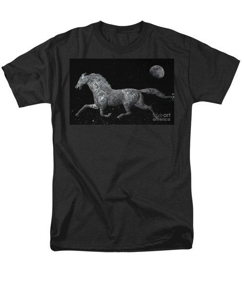 Galloping Through The Universe T-Shirt by John Stephens