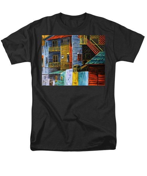 Geometric Colours I T-Shirt by Xueling Zou