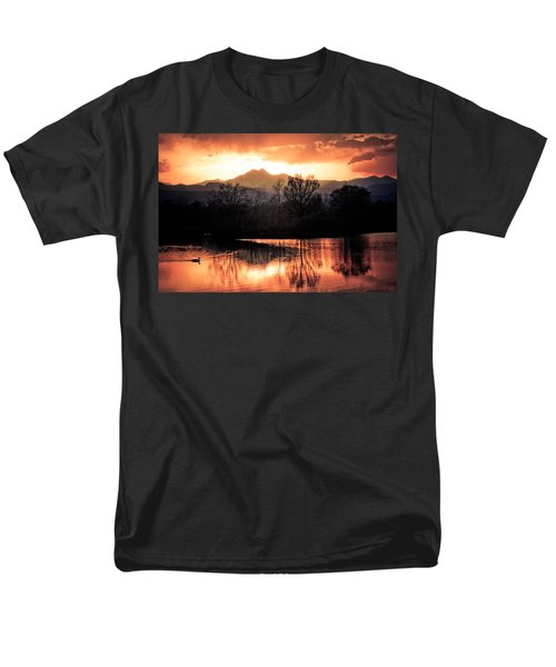 Goose On Golden Ponds 1 T-Shirt by James BO  Insogna