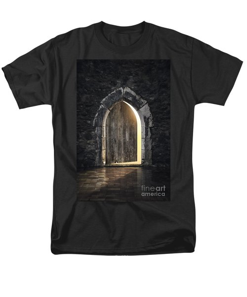 Gothic Light Men's T-Shirt  (Regular Fit) by Carlos Caetano