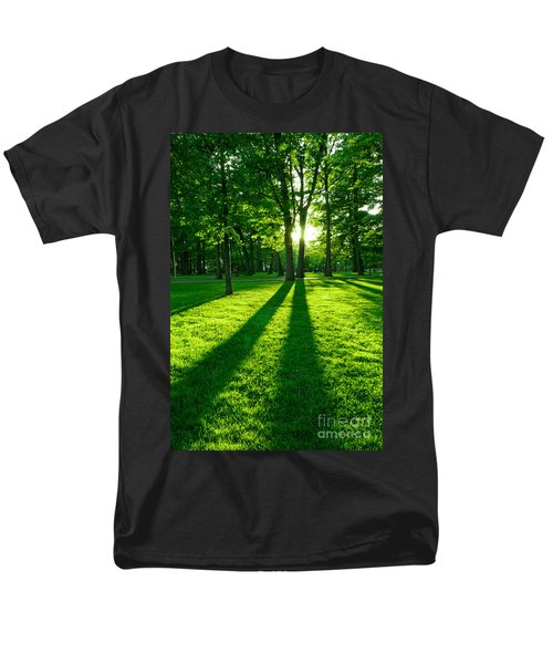 Green park T-Shirt by Elena Elisseeva